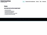 Portail des hôtels indépendants à Paris : HotelsGrandParis.com