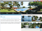 Rent a house in Hoh Samui, Thailand, rent apartment, villa with pool and view of the islands from the owners