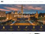 HSLS à Bruxelles et en Belgique : serrurier de qualité, dépannages rapides