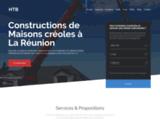 Construction Réunion : constructeur de maison créole à La Réunion