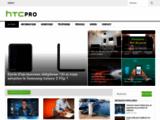 HTc Pro; Le webzine High-Tech conçu par des professionnels