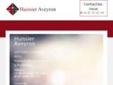 Huissier Aveyron, huissiers de justice dans le 12