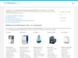Humidificateur d'air : Comparatif et guide d'achat - Humidificateur.Pro