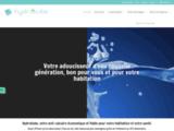 Adoucisseur d'eau au CO2 économique et fiable