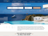 Location de Villas à Saint Barth - Des villas de luxe avec IDEAL ST BARTH