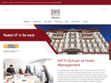Swiss Excellence in Hotel and Tourism Management Education - IHTTI