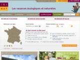 Ikinat, les locations de vacances ecologiques et vertes