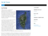L'ile Corse est accessible grâce à la SNCM