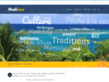 Martinique, Madinina, l'ile aux fleurs