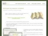 ILOplus - Logiciel de gestion de prospection immobilière