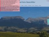 Immobilier Grenoble, Vizille, La Mure, Bourg d'Oisans, Monestier de Clermont, Mens avec Sud Isère
