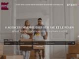 'agence immobilière Immo 64 sur Pau de vente