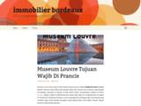 Annonces immobilières à Bordeaux