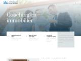 Le coaching dans le secteur de l'immobilier