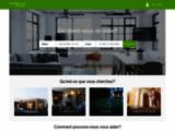 Moteur de recherche d'annonces immobilières pour particuliers en France