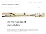 IMMOBILIER NIMES GARD - AGENCE IMMOBILIERE GARD - NIMES