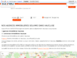 Immobilier Vaucluse Solvimo