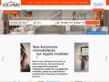 Immobilier Villeneuve-Loubet :vente, achat appartement et maison avec l'agence immobiliere Villeneuve-Loubet Solvimo