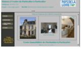 Demeure de Charme,Maison de Maitre à Vendre,Pays de la Loire.