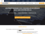 Immobilier 2.0 : le blog du marketing immobilier sur Internet