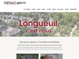 Agent immobilier - Courtier - Rive-sud de Montréal - Longueuil - Garcia et Lapierre