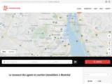 La ressource des agents et courtiers immobiliers à Montréal