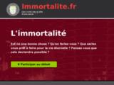 Immortalité : Débats, News et Informations sur la vie éternelle.