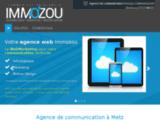 Agence de communication globale d'entreprise Immozou à Metz et en Lorraine