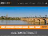 Agence immobilière à Bordeaux Caudéran - Imogest