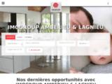 Immobilier amberieu en bugey, location appartement amberieu, achat maison lagnieu : Imogroup Amberieu