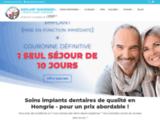 Implant Dentaire Immédiat - Implant dentaire avec couronne dentaire en 10 jours en Hongrie.