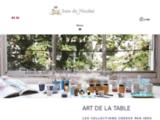 Inès de Nicolaÿ Paris – Porcelaines peintes à la main sur mesure.
