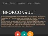Comptable Bruxelles - Inforcompta société de consultance et comptabilité Bruxelles