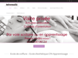 Ecole de coiffure et d'Esthetique, Informatif - Enseignement et formation à Lille