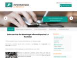 Service de formation et dépannage informatique à La Rochelle