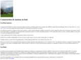 Innovabois - Eco concepteur responsable (Loire - 42)