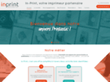 In-print : Impression offset et numérique discount en ligne