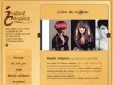 Instant Complice, Salon de coiffure, Coiffure de mariage et accessoire, relooking