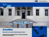 Institut Français | Liban | événements culturels | cours de français | coopération universitaire