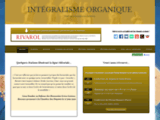 Apercite https://integralisme-organique.com/2020/04/la-ligne-editoriale-du-site-integralisme-organique-florian-rouanet/