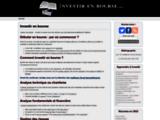 Investir en bourse - Le site de référence des investisseurs boursiers
