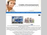 Crédits d'investissement