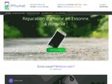 Réparation d'iPhone à domicile en Essonne