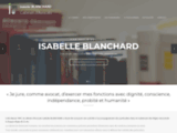 Isabelle BLANCHARD Cabinet d'avocats