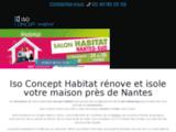 Iso Concept Habitat - Rénovation et isolation - Vertou et Nantes
