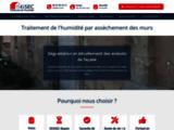 Traitement de l'humidité - Assèchement des murs avec Isosec
