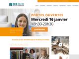 IT Paris Eiffel, école d'informatique du groupe ECE