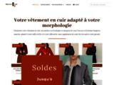 Vêtement cuir, blouson et veste en cuir en Dordogne (24) - Itinerance cuir, Périgord Noir