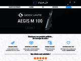 IVAP : Meilleur site de cigarette electronique pas cher