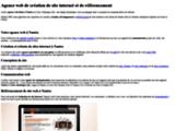 Création de site internet | Agence Web - Nantes